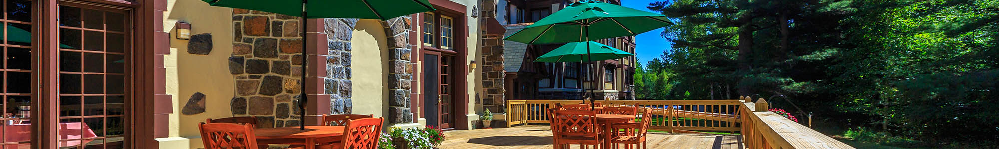 Saranac Village at Will Rogers offers excellent dining options in Saranac Lake