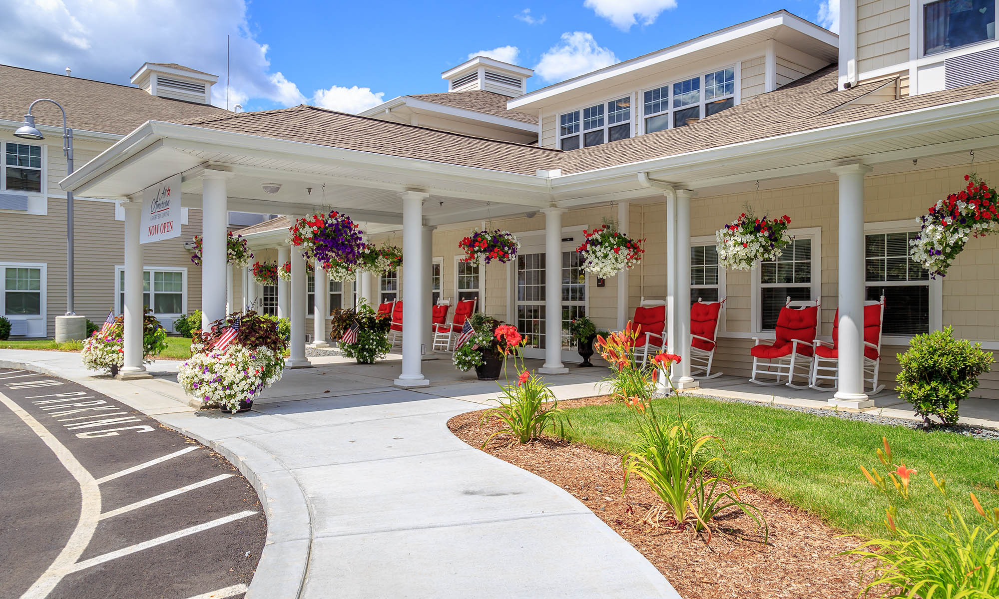 Welcome to All American Assisted Living at Raynham, MA