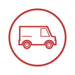 We offer free pickup and delivery at Citiwide Self Storage.