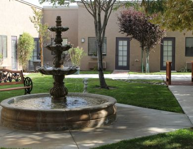 Fountain at Sierra Vista Independent and Assisted Living