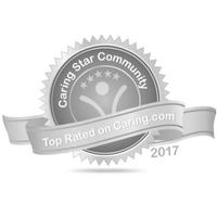 Caring.com top rated senior living community 2017