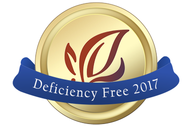 Pacifica Senior Living Paradise Valley is Deficiency Free community