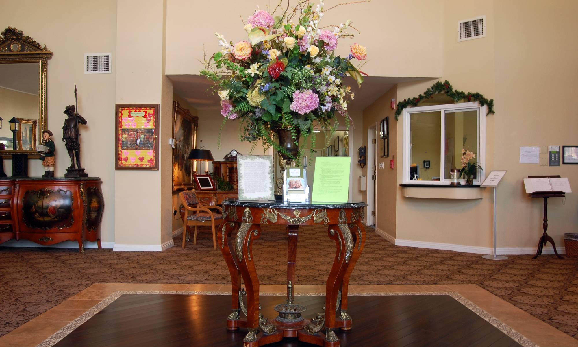 Pacifica Senior Living Northridge Interior