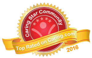 Pacifica Senior Living Forest Trace was Awarded the Caring Star Award in 2016