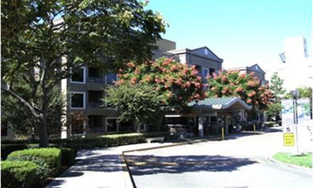 Sakura Gardens Exterior