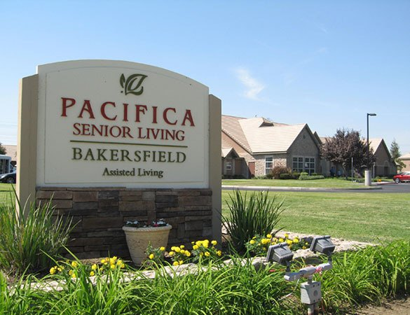 Welcome to Pacifica Senior Living Bakersfield in Bakersfield, CA