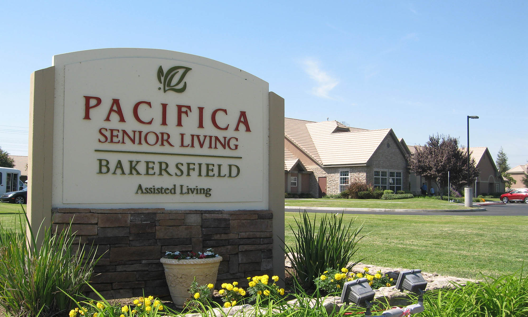 Welcome to Pacifica Senior Living Bakersfield