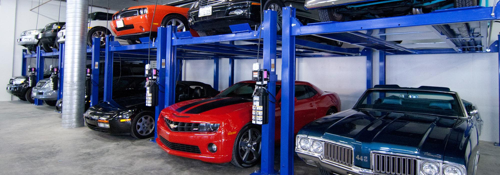 A 1 Car Storage Provides Car Storage In San Diego County