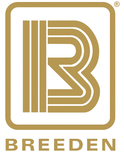 The Breeden company logo