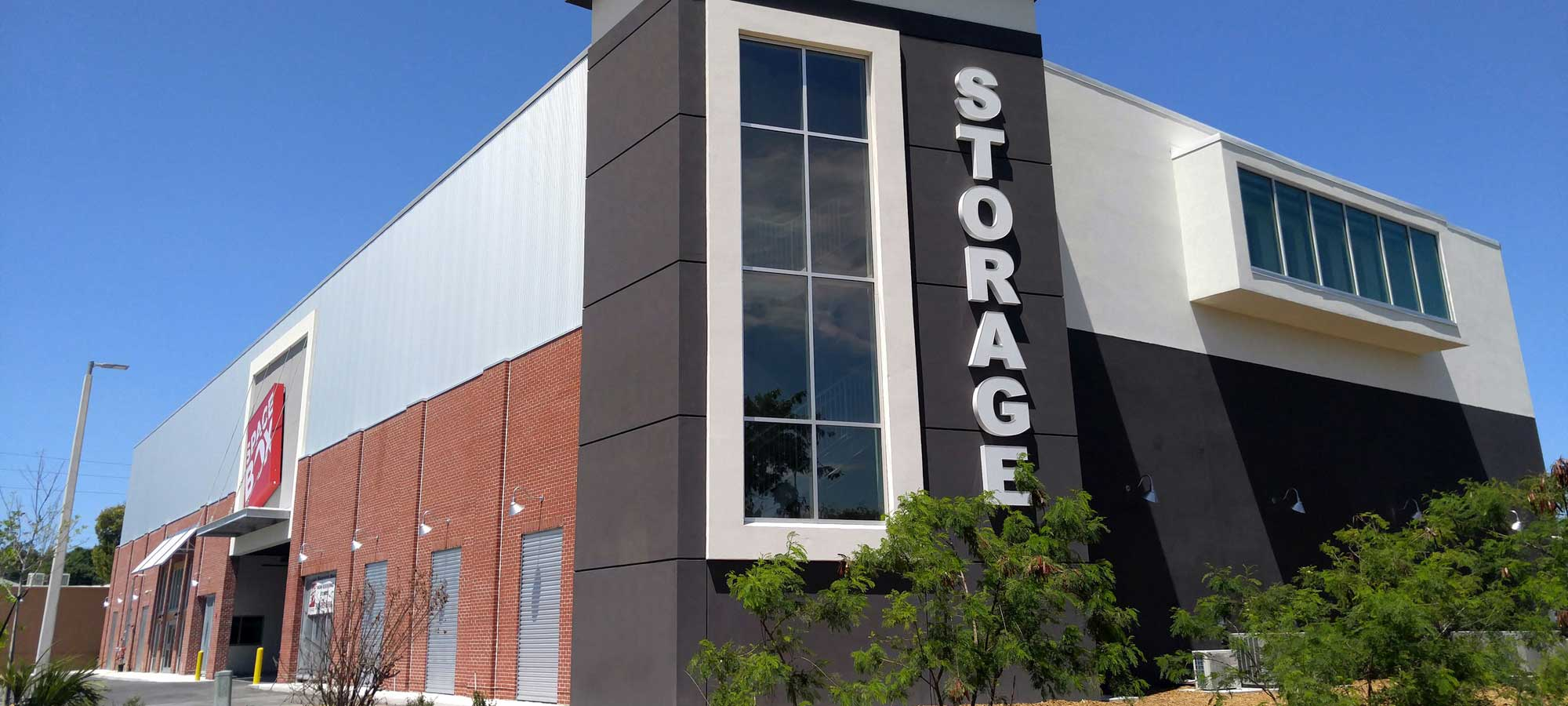 Free Truck Rental At Move-In. View Units & Self Storage Units South Tampa FL | Spacebox Storage