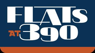 Flats at 390