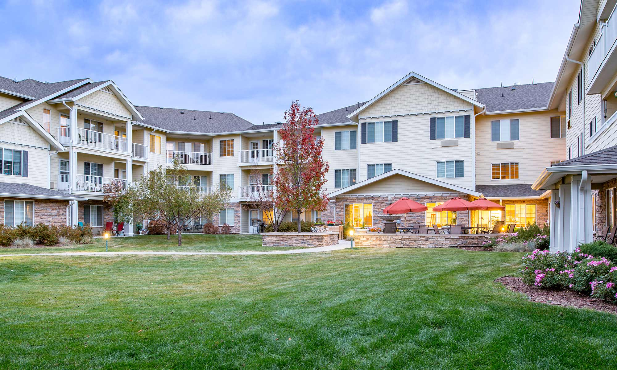 Senior living in Arvada, CO