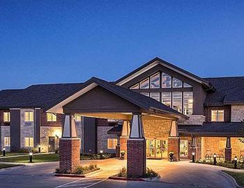 Our senior living community in Kansas City, MO