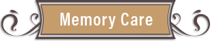 Memory Care button
