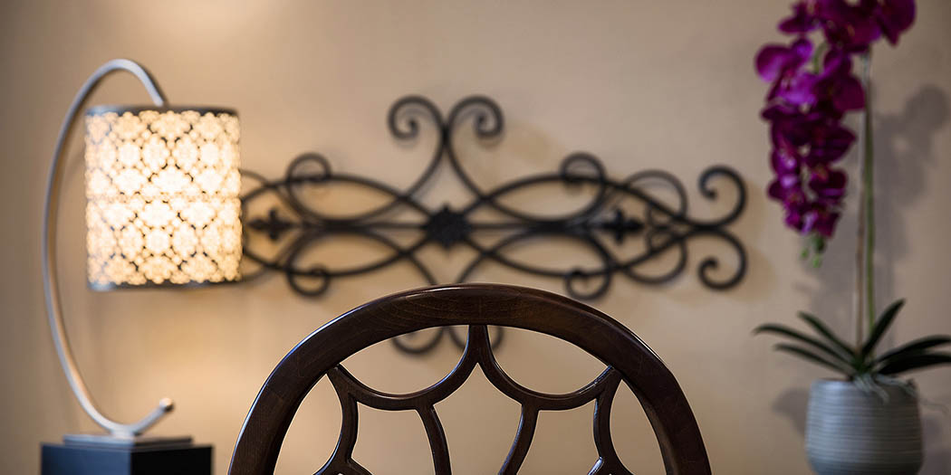 Gorgeous interior at The Oxford Grand Assisted Living & Memory Care