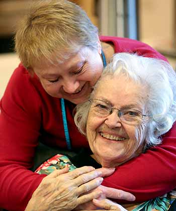View our memory care at Glen Carr House Memory Care