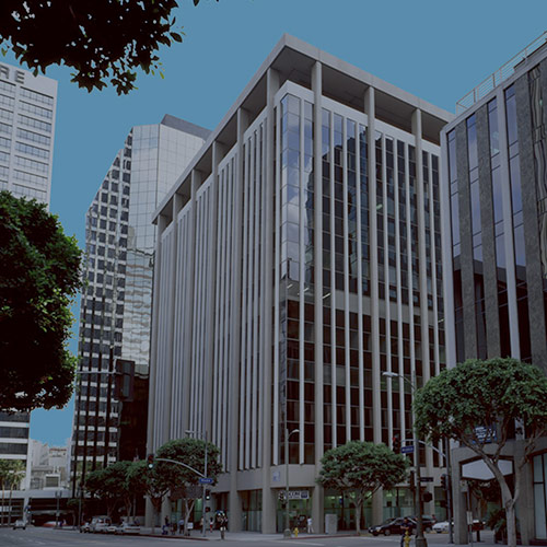 Los Angeles office exterior