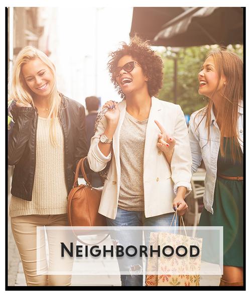 Park Naylor Apartments neighborhood callout