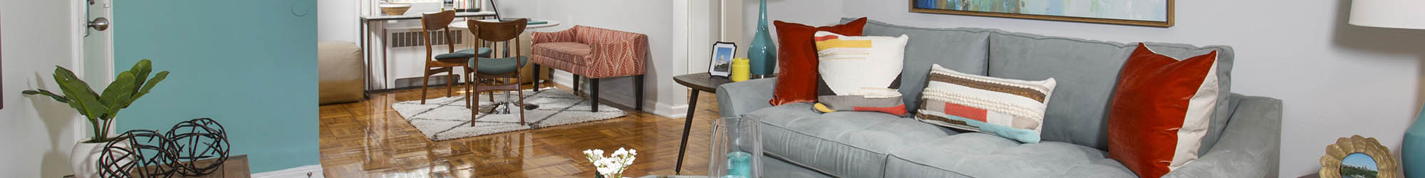Reviews of our apartments in Mount Rainier, MD