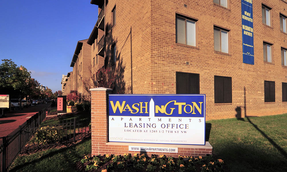 Welcome to our Washington Apartments leasing office in Washington