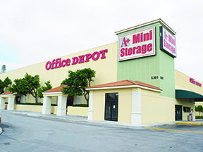 Self Storage Miami Fl Storage Unit Sizes Amp Prices