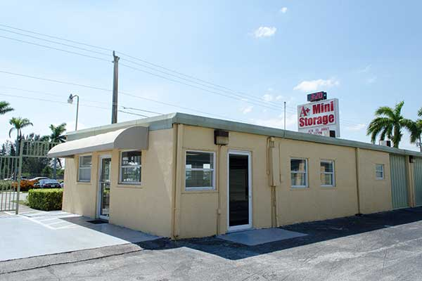 A+ Mini Storage Will Offer You The Best Storage Units In Florida