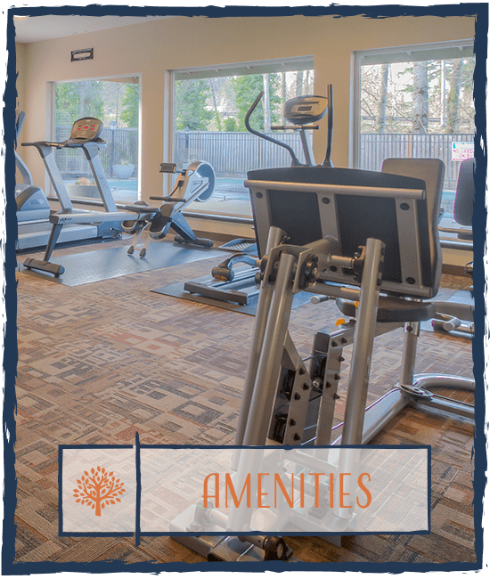 Learn more about the amenities offered at Chestnut Hills Apartments