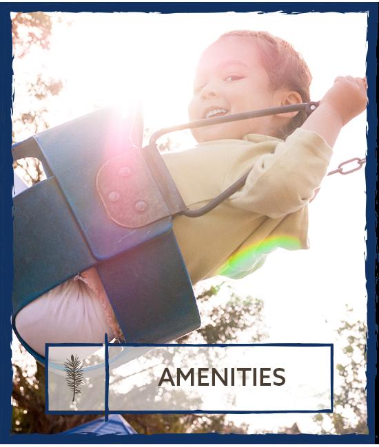Amenities at Hamptons Apartments