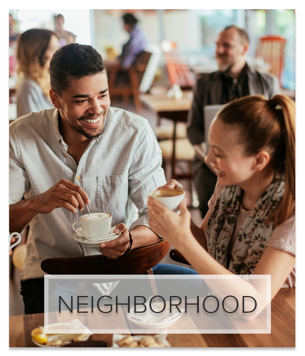 Explore the Brightwood Communities neighborhood