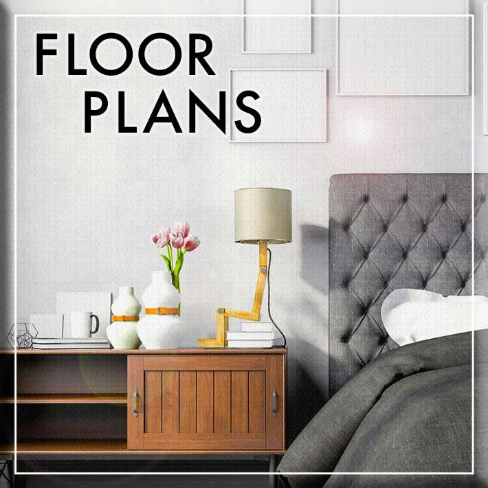 Floor plans at Columbia Commons