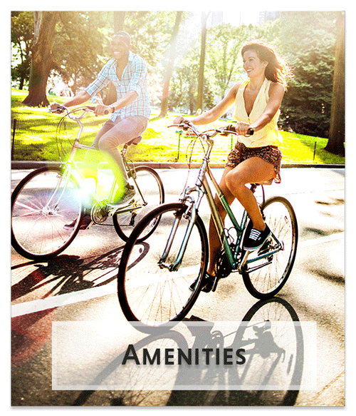 Modern Amenities and Features