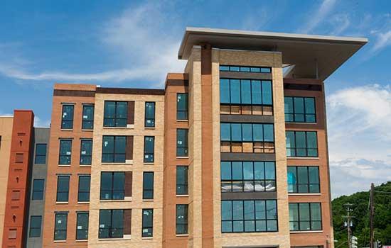 Park 7 Apartments exterior