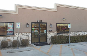 Amy's Attic Self Storage - Harker Heights Location