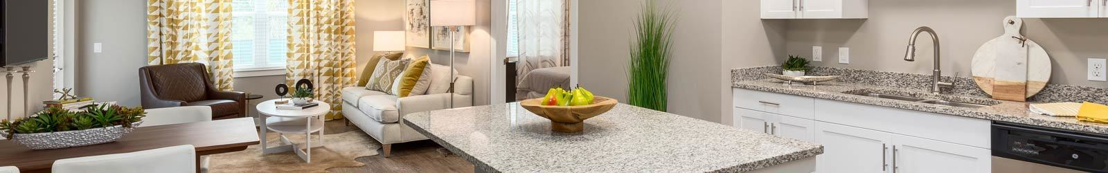 Studio, 1 & 2 bedrooms offered at apartments in Sarasota