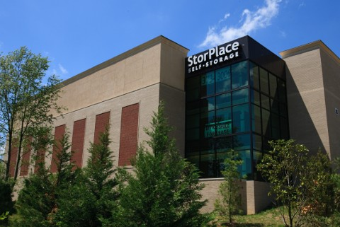 Exterior view of StorPlace of Cool Springs