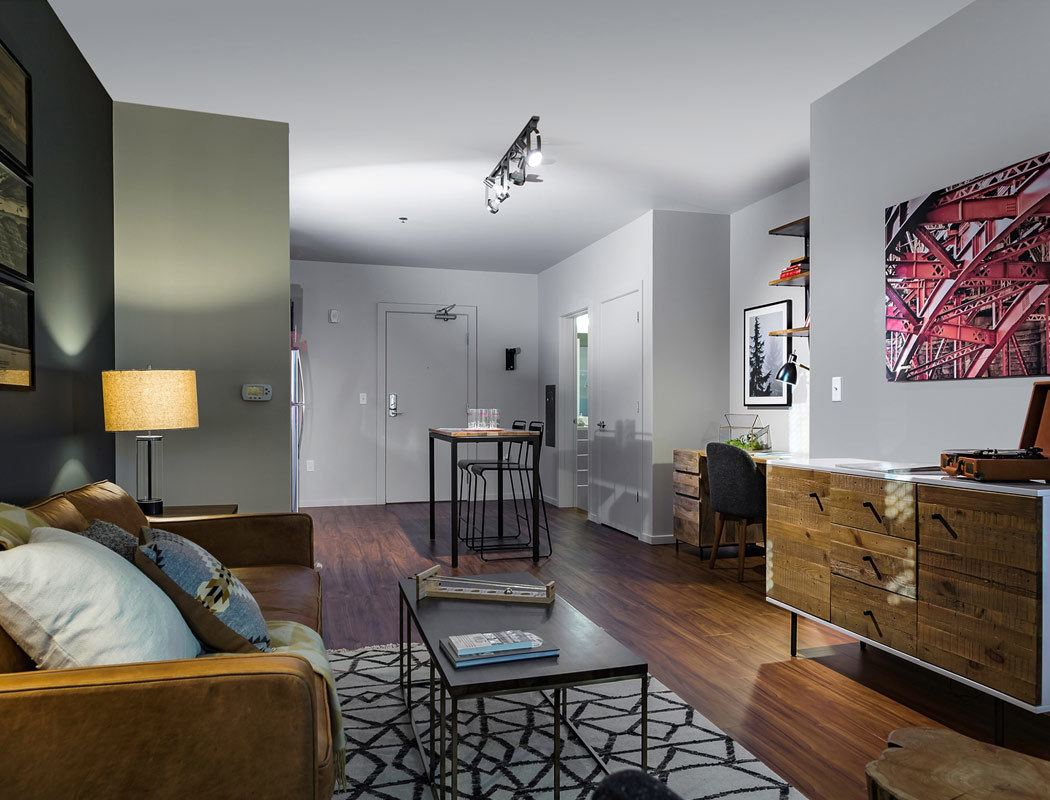Apartment Features card
