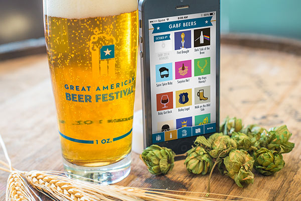 Download the award-winning My GABF app for your mobile device!