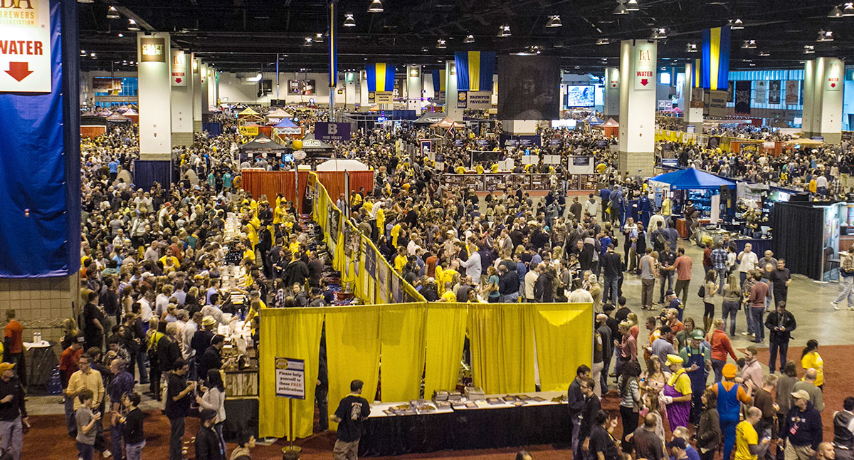 Great American Beer Festivals