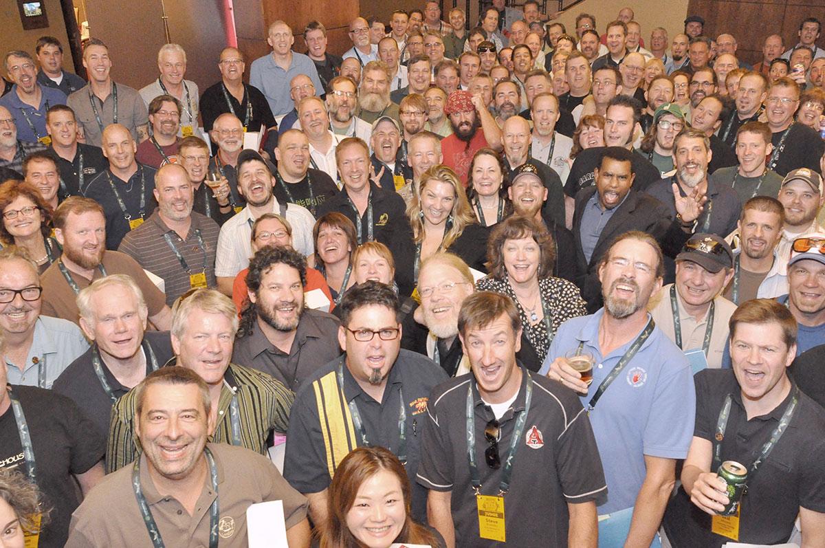 Great American Beer Festival Judges