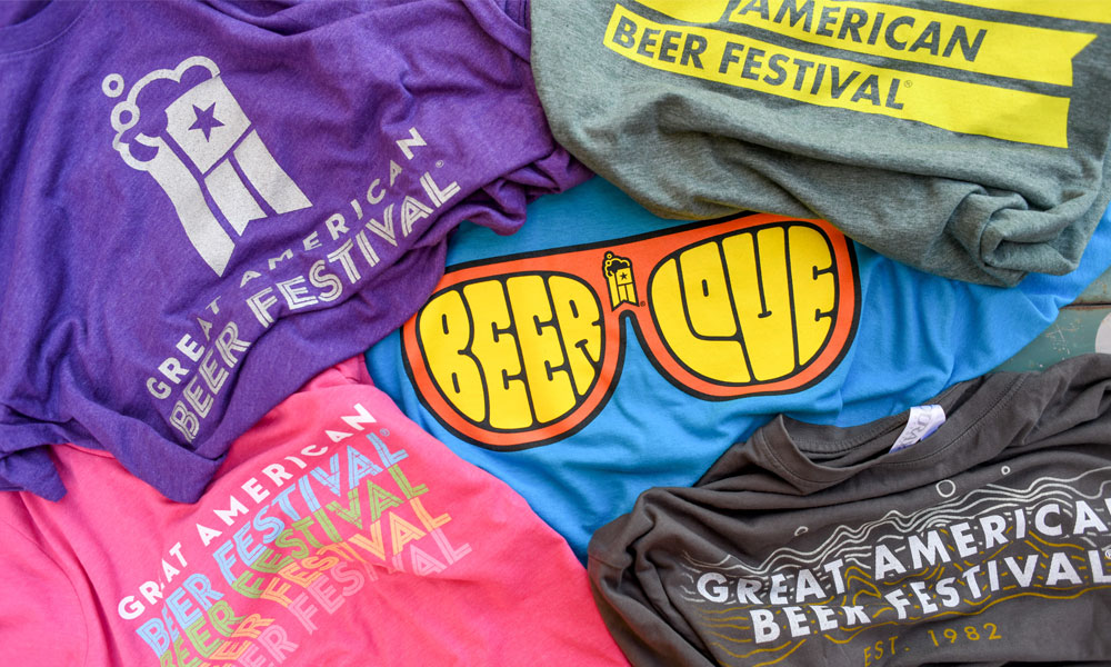 GABF 2019 Commemorative Merch