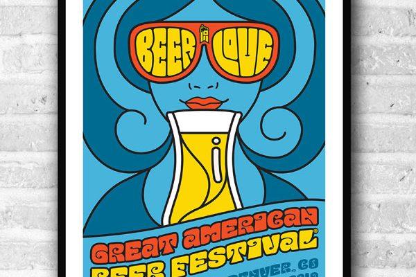 gabf commemorative poster