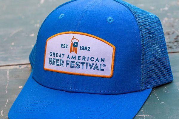 gabf patch hat