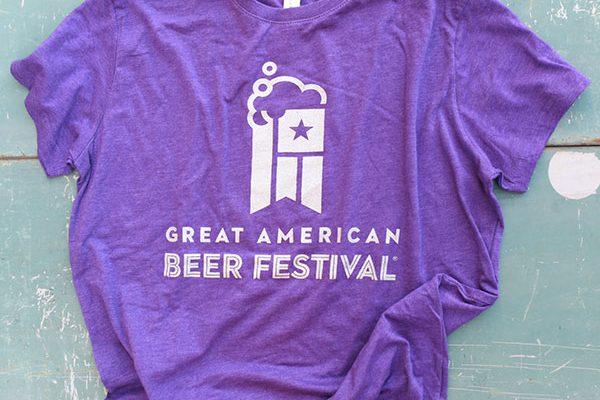 gabf purple tshirt