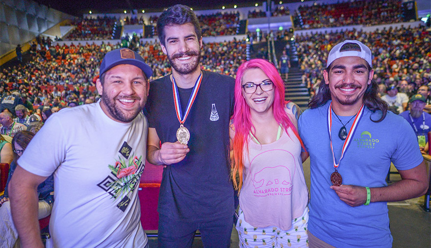 GABF Winners - Great American Beer Festival