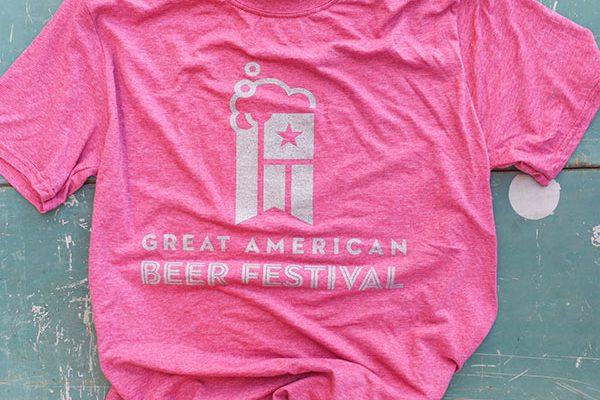 pink gabf shirt