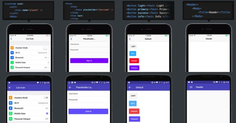 React Native: lições aprendidas durante o desenvolvimento de um app mobile 2