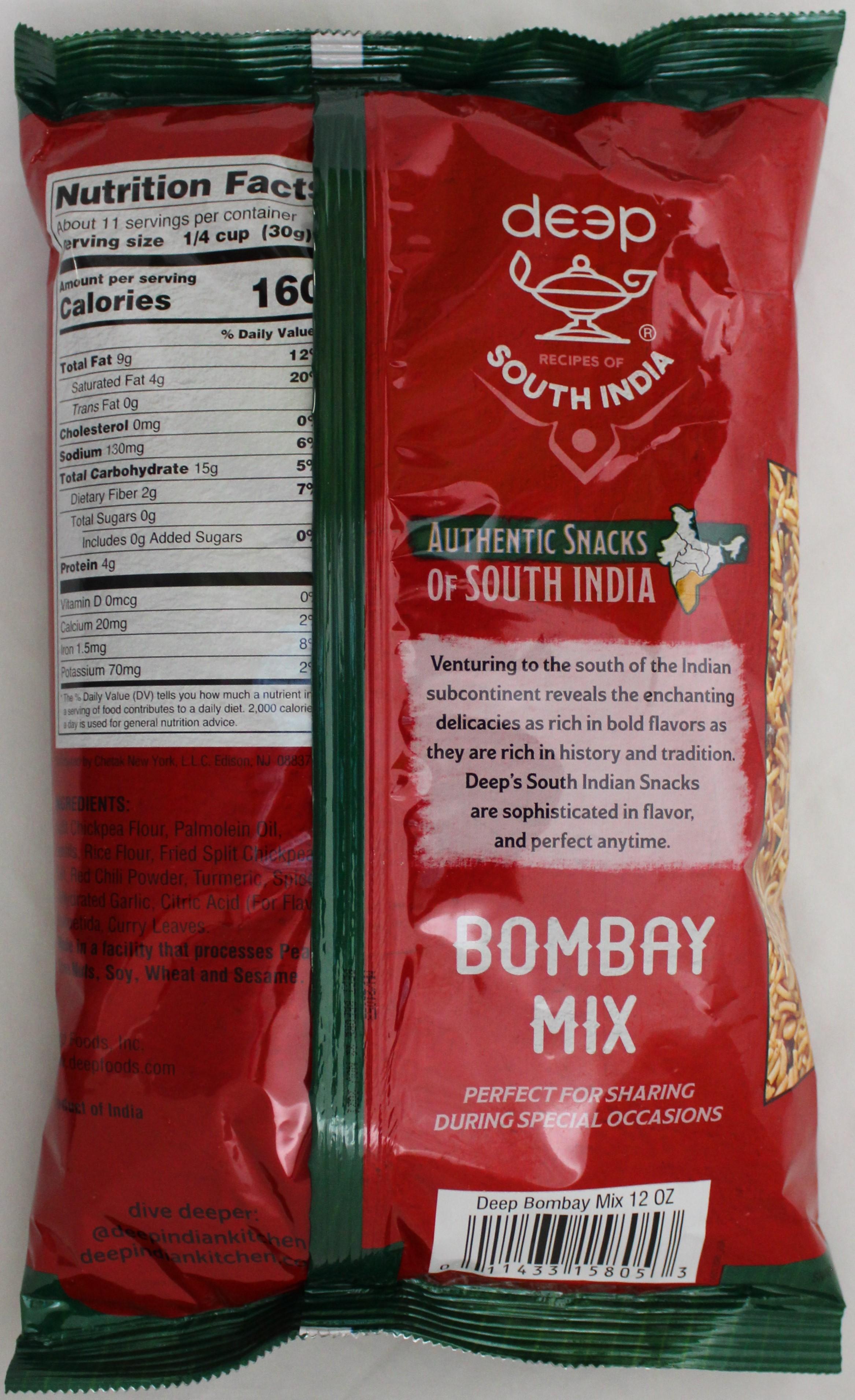 Bombay Mixture 12 oz.