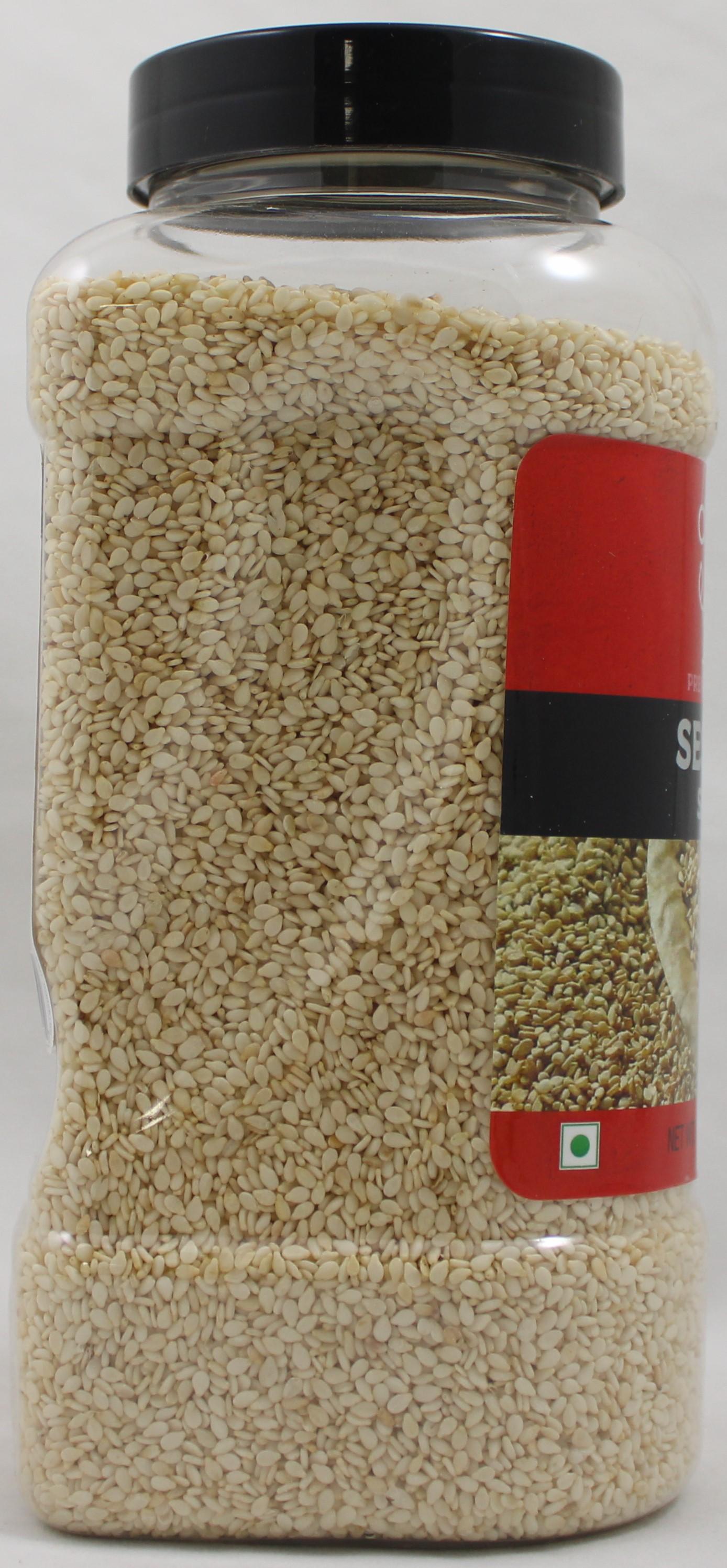 Sesame Seeds (Bottle) 14oz