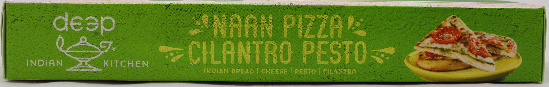 Cilantro Pesto Naan Pizza 7.4oz