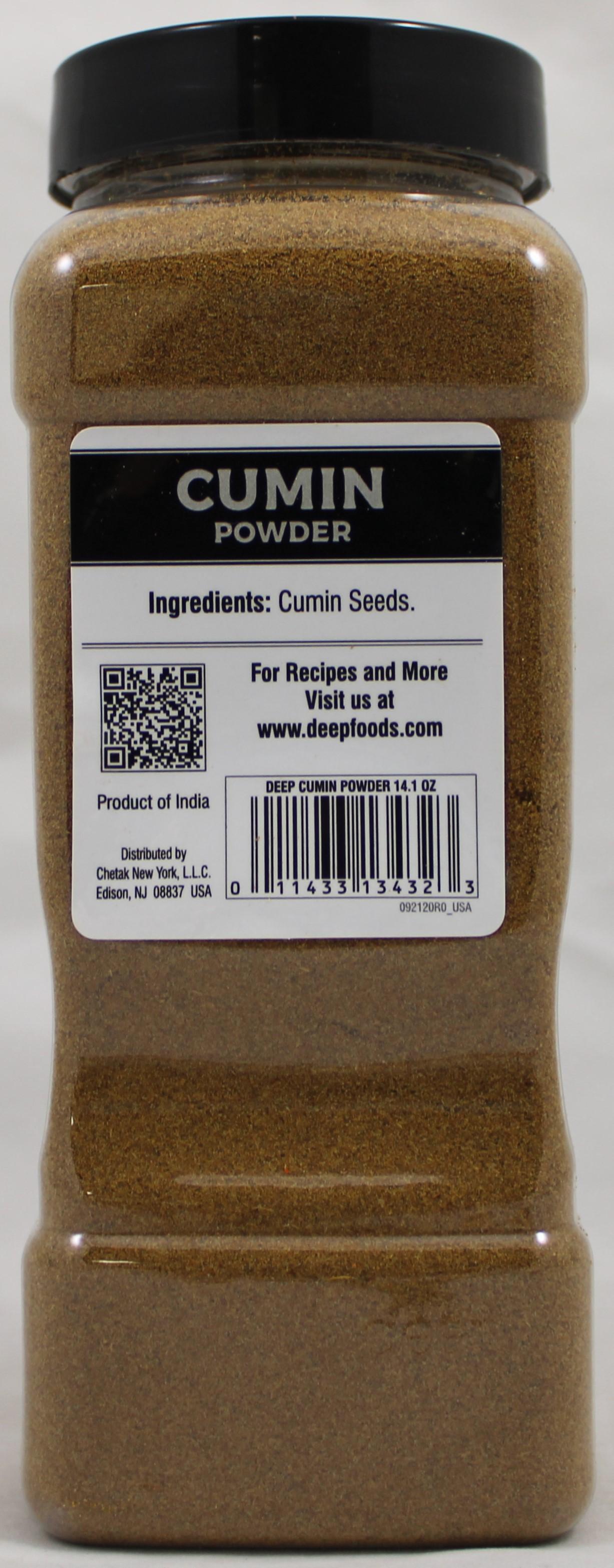 Cumin Powder (Bottle) 14oz